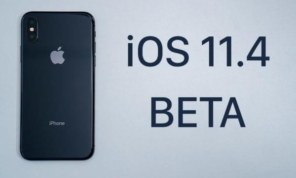 iOS 11.4 beta 600x362 - Apple právě vydal iOS 11.4 beta 1 pro vývojáře [Aktualizováno]