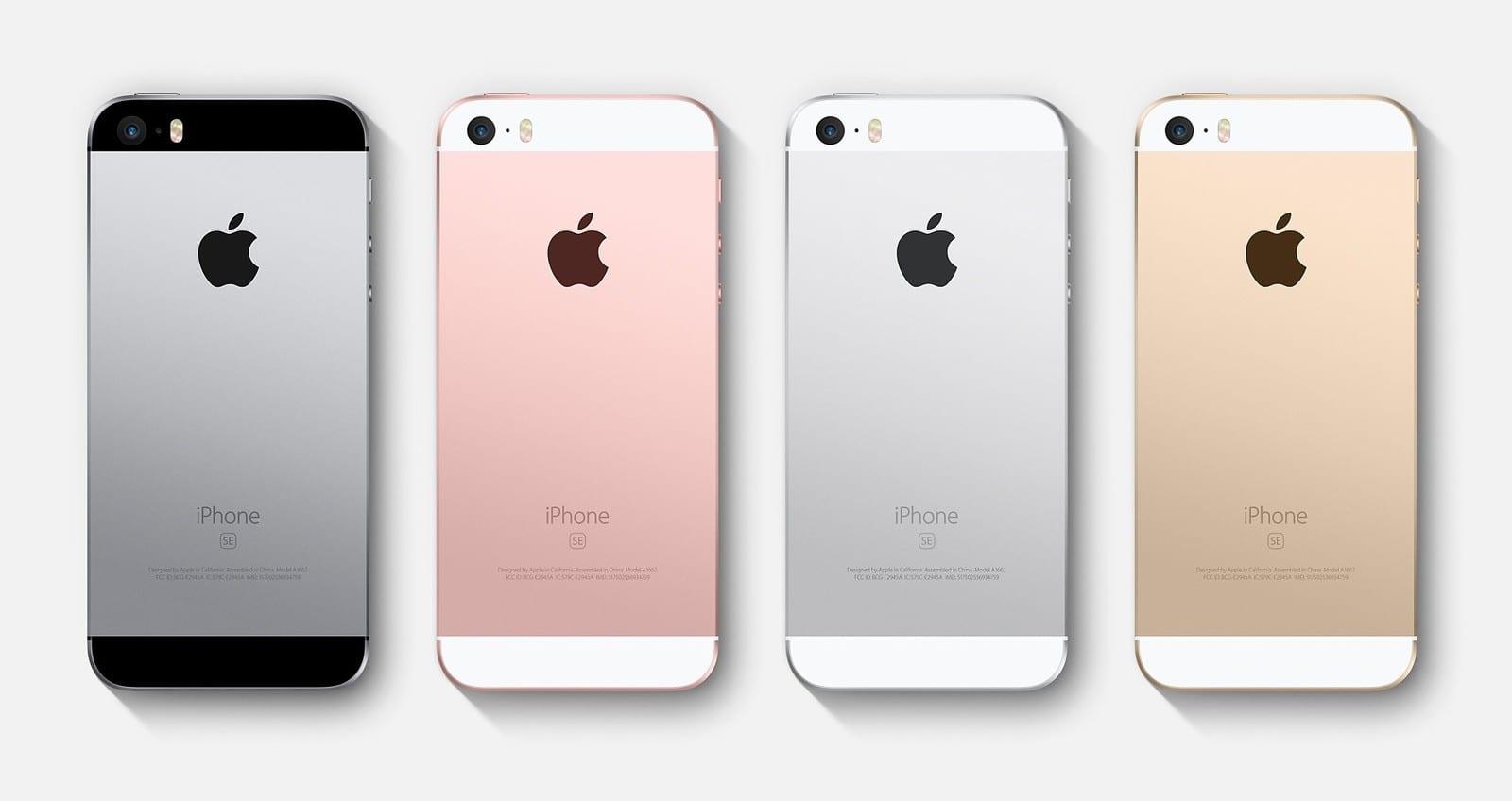 iphone se press nowat - Apple si registroval niekoľko nových iPhonov, vyjsť by mohli už v júni