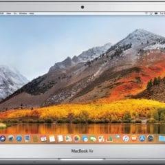 macbook air macos high sierra 240x240 - Nový MacBook Air sa odkladá, uvidíme ho zrejme až koncom roka
