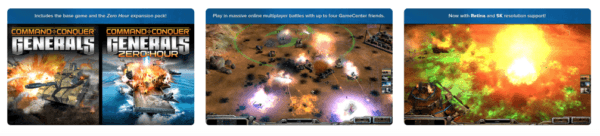 Command Conquer Generals Deluxe Edition 1 600x136 - Zlacnené aplikácie pre iPhone/iPad a Mac #12 týždeň
