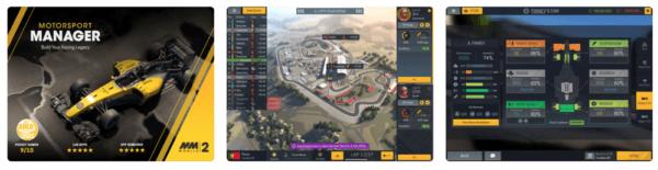 Motorsport Manager Mobile 2 1 600x155 - Zlacnené aplikácie pre iPhone/iPad a Mac #36 týždeň