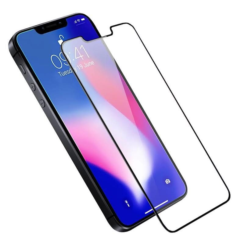 Olixar iPhone SE 2018 Screen Protector 800x800 - Podľa výrobcu obalov bude mať iPhone SE 2 obrovský displej s výrezom na kameru