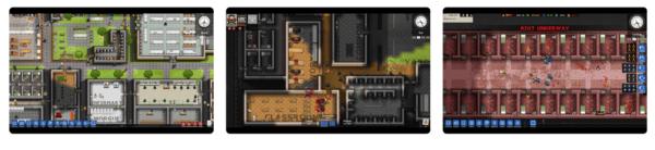 Prison Architect 600x138 - Zlacnené aplikácie pre iPhone/iPad a Mac #12 týždeň