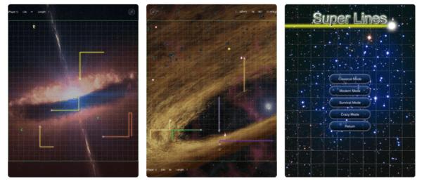 Super Lines 600x262 - Zlacnené aplikácie pre iPhone/iPad a Mac #18 týždeň