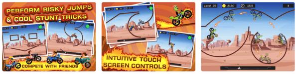 Top Bike 600x150 - Zlacnené aplikácie pre iPhone/iPad a Mac #18 týždeň