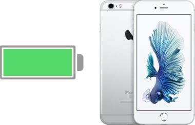 iPhone 6s baterie 380x244 - Apple nabídne vrácení ekvivalentu 50$ všem, kteří si v roce 2017 nechali vyměnit baterii v iPhonu 6 a novějším