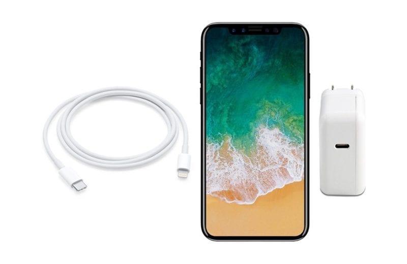 iphone 8 usb c wall charger 800x541 800x520 - Tohtoročné iPhony sa budú predávať s výkonnejšími USB-C adaptérmi, podporovať by mohli aj fast charging