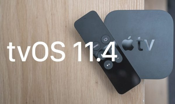tvOS 11.4. 600x356 - Apple vypustil na veřejnost tvoS 11.4 pro Apple TV 4. a 5. generace