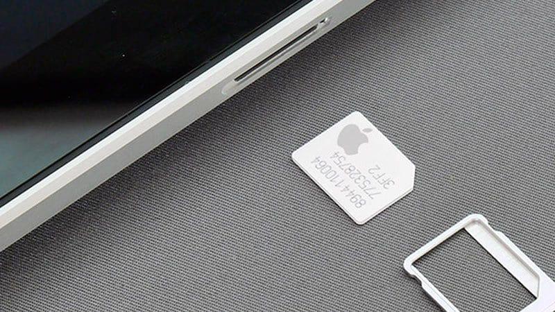 Apple SIM iPad - Nové iPhony by mohli priniesť virtuálnu Apple SIM kartu
