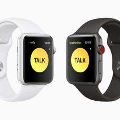 Apple watchOS 5 walkie talkie screen 06042018 240x240 - Druhá beta watchOS 5 je vonku, prináša aplikáciu Walkie-Talkie