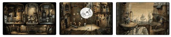 Machinarium 600x132 - Zlacnené aplikácie pre iPhone/iPad a Mac #52 týždeň