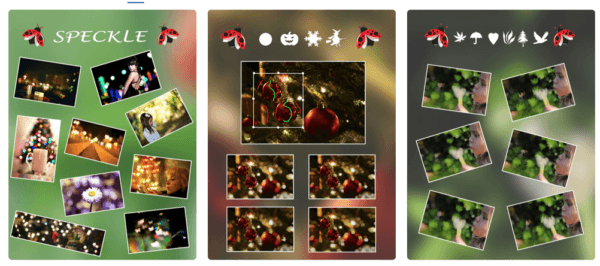 Speckle Lens bokeh 600x266 - Zlacnené aplikácie pre iPhone/iPad a Mac #36 týždeň