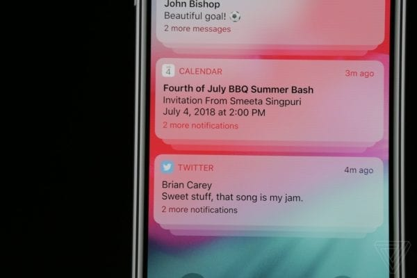 apple WWDC 2018 2765 600x400 - iOS 12 prináša dôraz na výkon, Siri a nové aplikácie