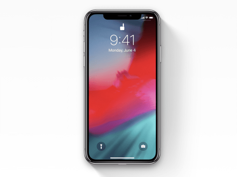 iOS 12 wallpaper 800x597 - Stiahnite si nové pozadia z iOS 12 a macOS Mojave