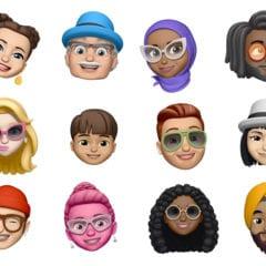 iOS12 Apple Memoji 06042018 240x240 - Apple na svoj YouTube kanál pridal tri nové Memoji reklamy