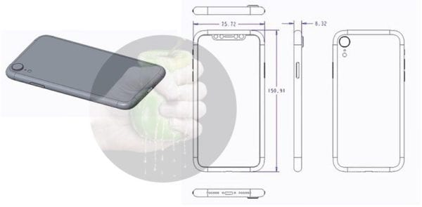iPhone 9 LCD Schematic