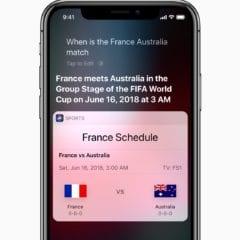 iPhone X Siri World Cup screen 06122018 240x240 - Apple je už pripravený na Majstrovstvá vo futbale