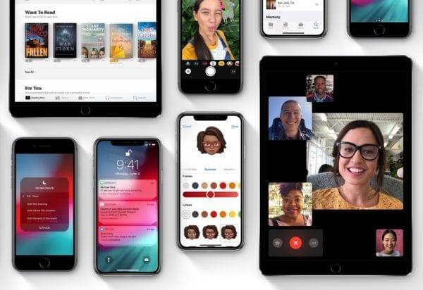 ios 12 promo 600x412 - Zde je seznam zařízení, na které bude možné nainstalovat iOS 12