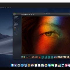 macOS 10 14 Mojave dark mode 240x240 - Apple uvolnil první beta verzi macOS 10.14 Mojave pro registrované vývojáře