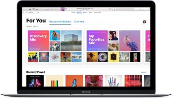 macos sierra apple music apple screen 600x343 - Apple Music rozširuje možnosti webových widgetov, čaká nás plný web klient?