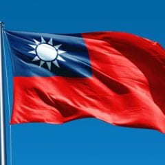 Taiwan Flag 240x240 - Ako svet zistil, že Apple popiera nezávislosť Taiwanu kvôli Čínskej vláde