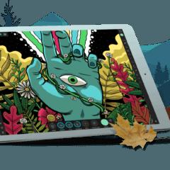 affinity designer ipad pencil 240x240 - Vektorový ilustrátor Affinity Designer vyšiel vo verzii pre iPad