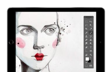 ipad astropad 380x246 - iPad už čoskoro dostane plnú verziu Adobe Photoshop