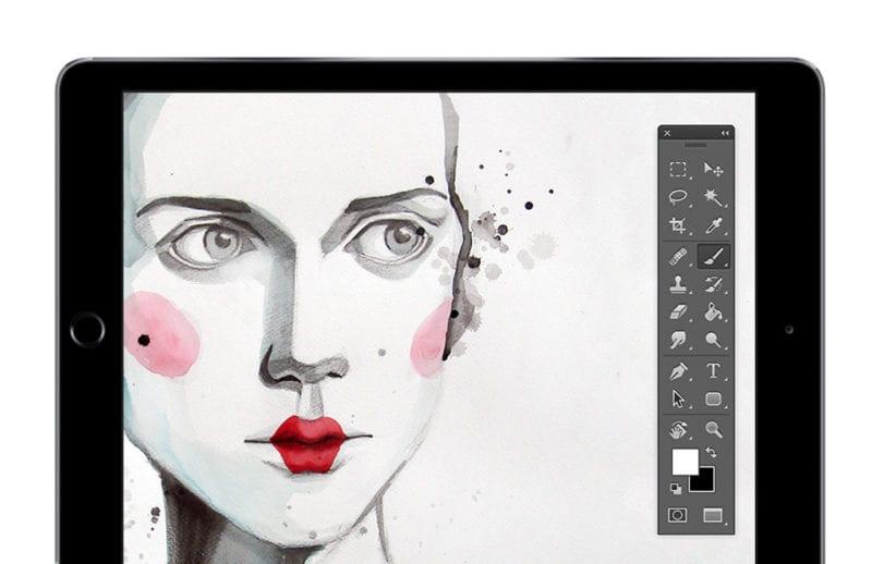 ipad astropad 800x518 - iPad už čoskoro dostane plnú verziu Adobe Photoshop