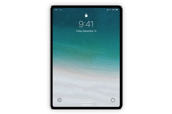 ipad pro 2018 concept alvaro pabesio 600x400 - iPad Pro dostane zaoblené okraje displeja, podobne ako iPhone X