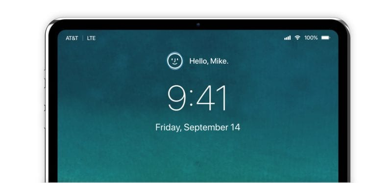 ipad pro 2018 faceid concept alvaro pabesio 800x373 - Nový iPad Pro údajne nebude obsahovať 3,5 mm audio jack