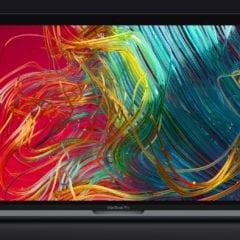 macbook pro 2018 display 240x240 - Nový MacBook Pro má problém, najdrahší model je pomalší, než minuloročný