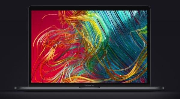 macbook pro 2018 display 600x331 - MacBook Pro dostane nové konfigurácie s kartami Radeon Pro Vega
