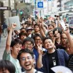 Apple Store Kyoto Shijo outside line 08252018 150x150 - Galéria: Pozrite si najnovší Apple Store v centre Kjóta