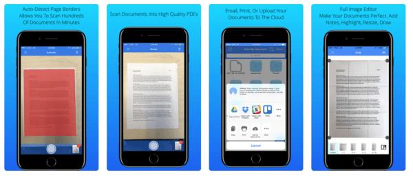 Scan My Document 600x258 - Zlacnené aplikácie pre iPhone/iPad a Mac #11 týždeň
