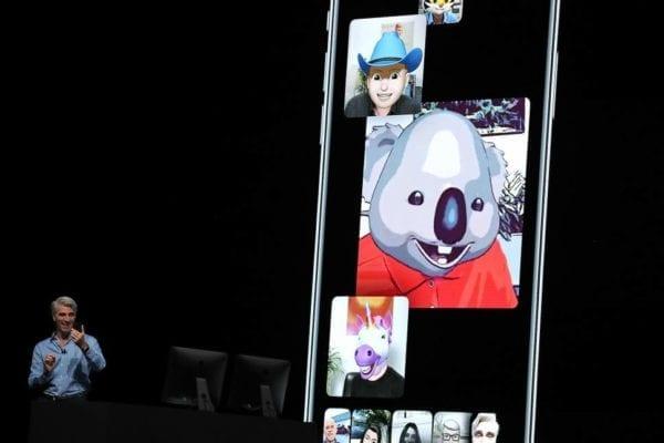 craig federighi group facetime 600x400 - Skupinové FaceTime videohovory neprídu s iOS 12, ale až koncom roka
