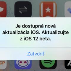 ios12 beta popup crop 240x240 - Najnovšia beta iOS 12 otravuje s falošnými hláškami o aktualizácii