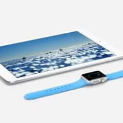 ipad watch 240x240 - Nový iPad mini nebude, Apple Watch 4 si zachovajú kompatibilitu s remienkami