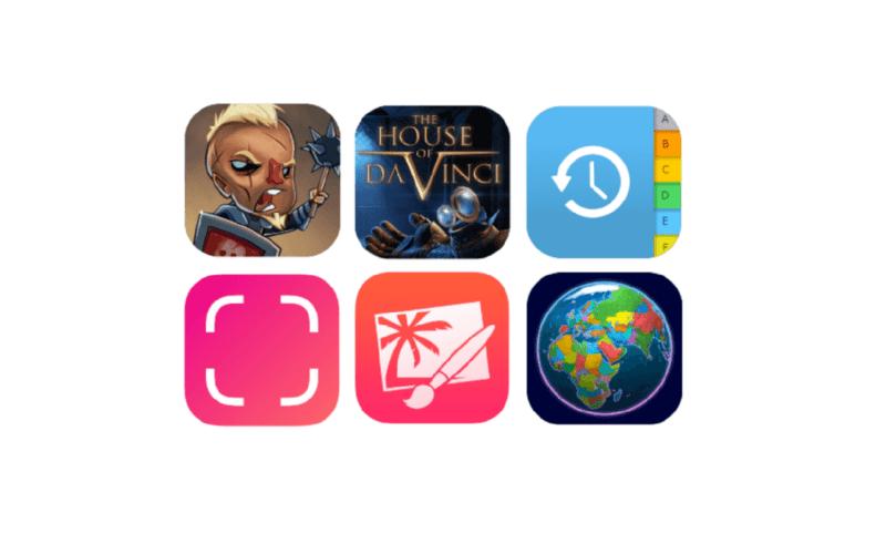 36 tyzden 2018 768x480 768x480 800x500 - Zlacnené aplikácie pre iPhone/iPad a Mac #36 týždeň