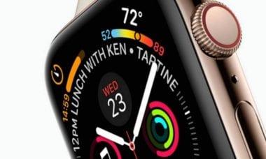 Apple Watch Series 4 Release Date Specs Features and Colors 800x480 380x228 - Apple omylem zveřejnil, že nové Apple Watch přijdou ve velikostech 40 a 44 mm