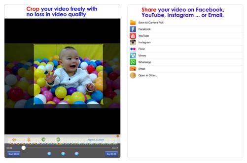 Crop Video - Zlacnené aplikácie pre iPhone/iPad a Mac #36 týždeň