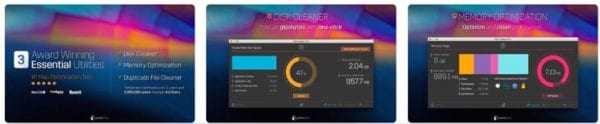 Disk Clenaer Pro 3 in 1 600x124 - Zlacnené aplikácie pre iPhone/iPad a Mac #12 týždeň