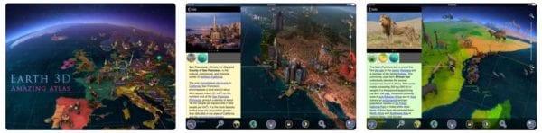 Earth 3D Amazing Atlas 600x148 - Zlacnené aplikácie pre iPhone/iPad a Mac #36 týždeň