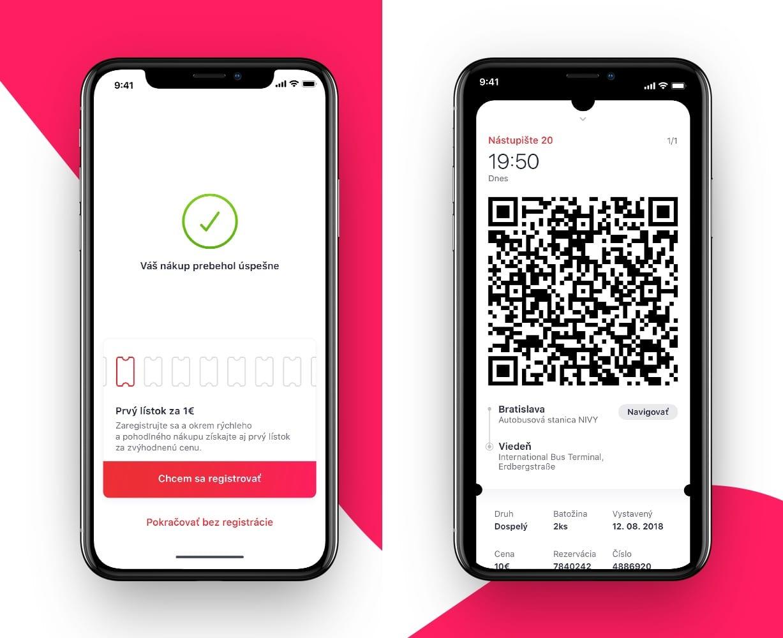 slovak lines ios app 1 - Slovak Lines predstavil iOS apku na nákup cestovných lístkov