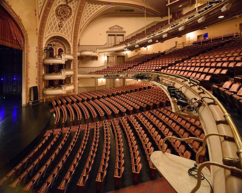 Brooklyn Academy of Music New York October 2016 001 - Apple už kvôli keynote zdobí budovu opery v Brooklyne
