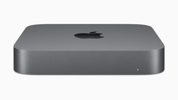 Mac Mini top down isometric 10302018 600x338 - Mac mini sa vracia na výslnie vo veľkom štýle