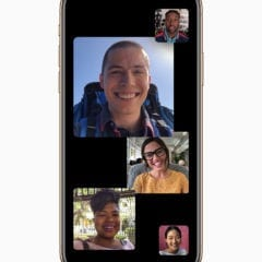 iOS 12.1 Group FaceTime