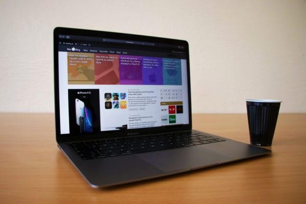IMG 1758 600x400 - Recenzia: MacBook Air s Retina displejom