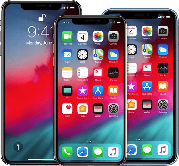 2018 iphone trio - iPhony jsou rok od roku tlustší, to se ale možná příštím rokem změní