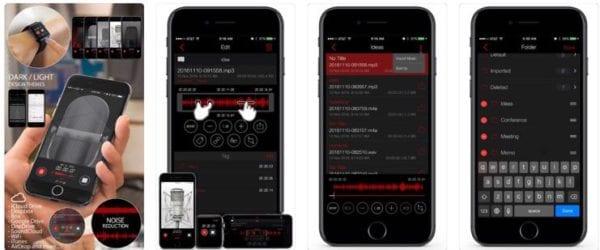 Awesome Voice Recorder PRO AVR 600x250 - Zlacnené aplikácie pre iPhone/iPad a Mac #23 týždeň