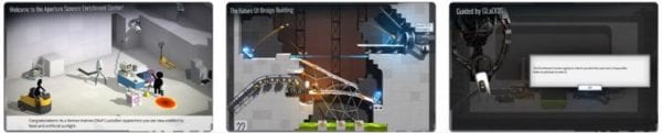 Bridge Constructor Portal  600x121 - Zlacnené aplikácie pre iPhone/iPad a Mac #7 týždeň